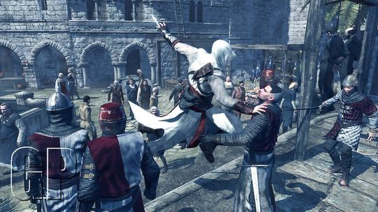 Blixtstorm reviews, Assassin's Creed Assassins-creed