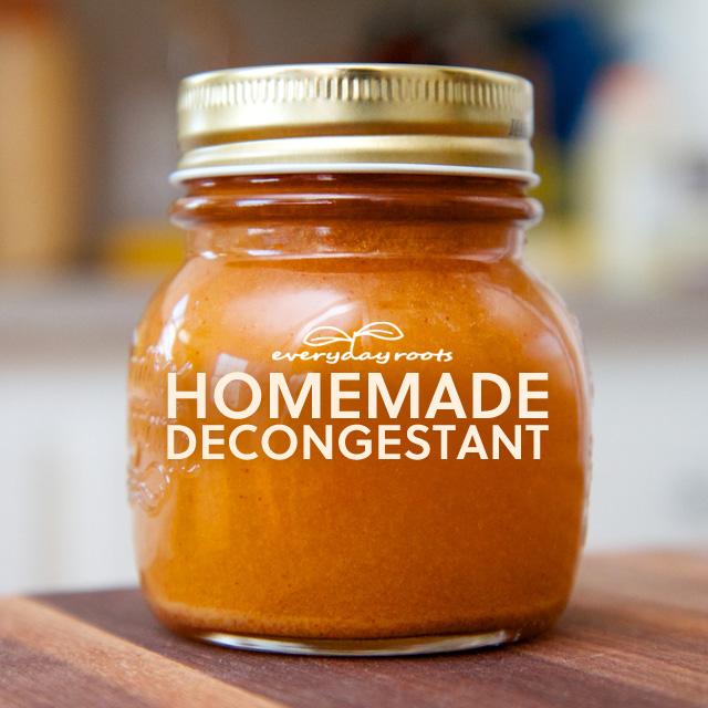 Homemade Natural Spicy Cider Decongestant and Expectorant  Naturaldecongestant