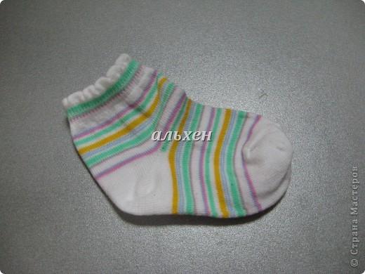 Дракон «Чудик» – мягкая игрушка из носков Dragon-handmade10