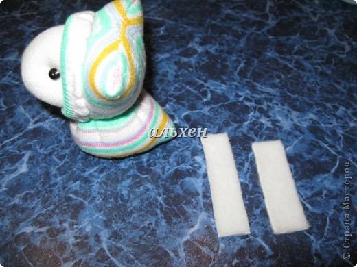 Дракон «Чудик» – мягкая игрушка из носков Dragon-handmade81