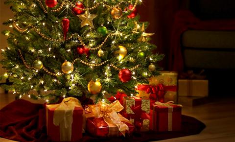 Украшение новогодней елки Novogodnya-elka