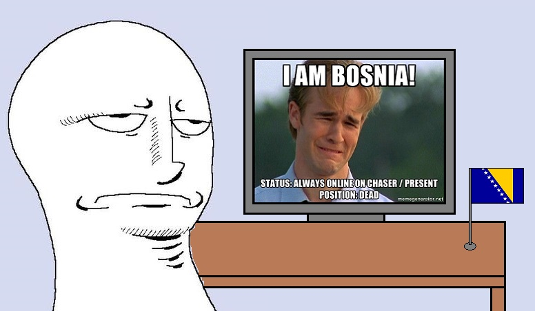 MEME and Chaser! Bosnia
