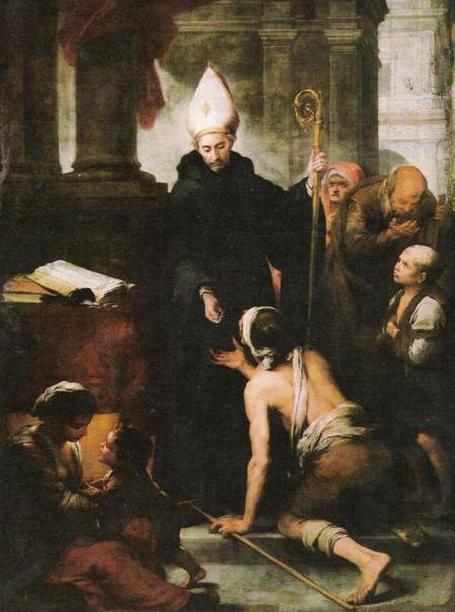 Citations des Pères de l'Eglise concernant l'AUMÔNE et la CHARITÉ (en espagnol) - Page 2 Santo_tomas_vn