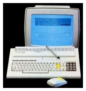 Liste des ordinateurs à cartouches To8