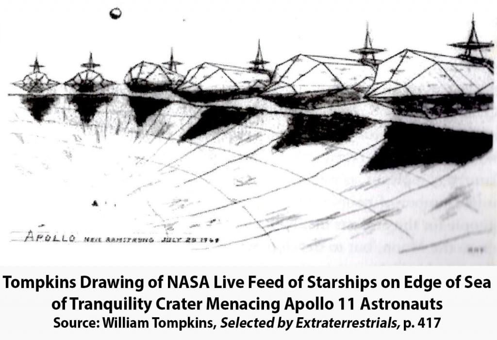 Secret 'American' Space Fleets Starships-menacing-Apollo-11-Mission-1024x700
