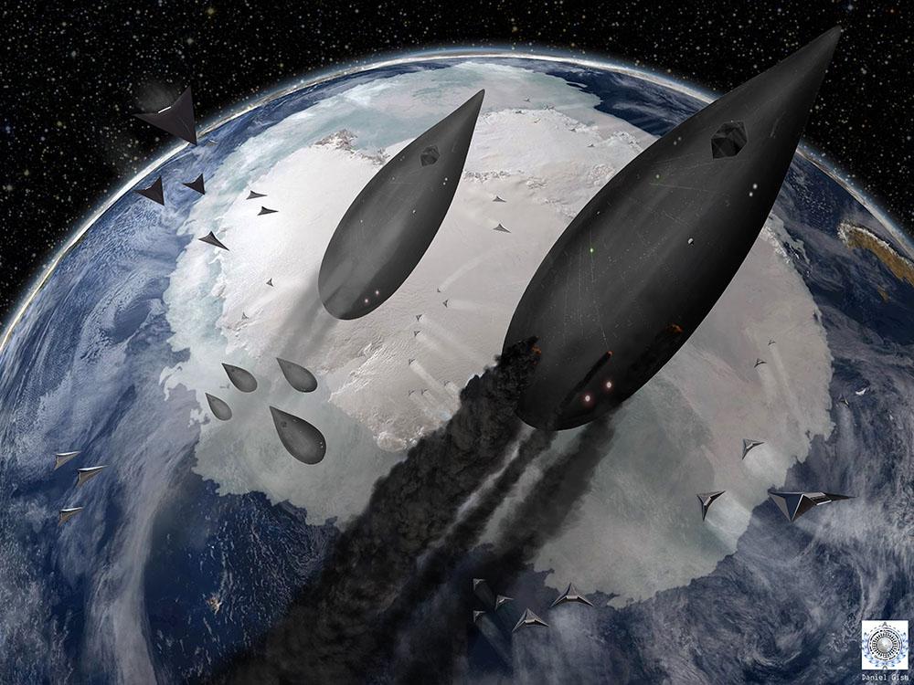 М.Салла. Военное похищение и инопланетное соглашение о контактах – Сообщение Кори Гуд за 15 июня 2016 Chevron-battle-final-low-res