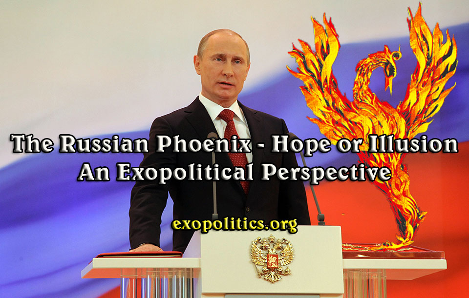 "МАЙКЛ САЛЛА -  ""РУССКИЙ ФЕНИКС"" - НАДЕЖДА ИЛИ ИЛЛЮЗИЯ - ЭКЗОПОЛИТИЧЕСКАЯ ПЕРСПЕКТИВА  Russia-Putin-Phoenix"