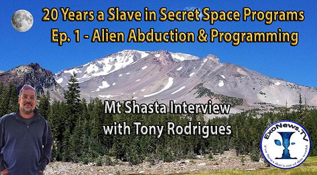 Доктор Майкл Салла - 20 лет рабства в тайных космических программ – Похищение и программирование (свидетельство Тони Родригеса) РУС и видео ENG 1-Title-ET-Abduction-650px