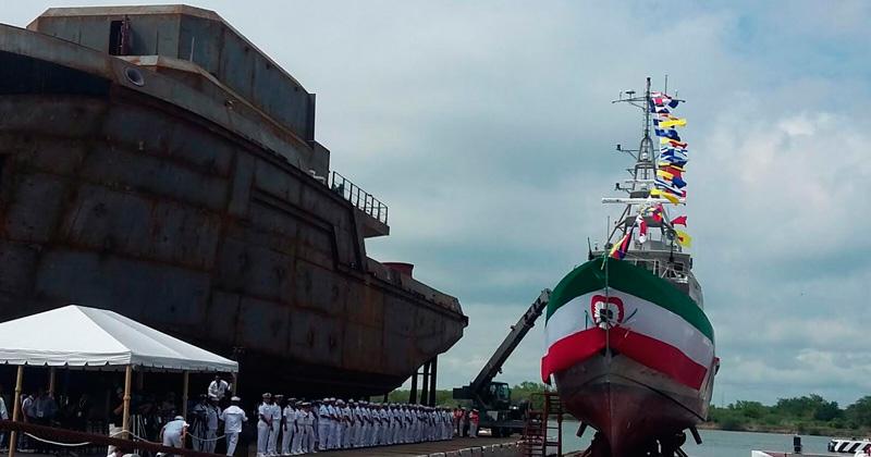 Clase Tenochtitlán. Patrullas Costeras Damen 4207 (botadura del cuarto, construcción del quinto y sexto navíos) - Página 22 Semar