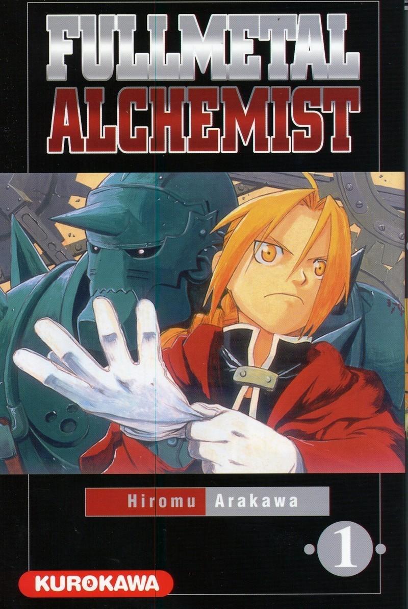 FullMetal Alchemist [Manga] 9782351420171