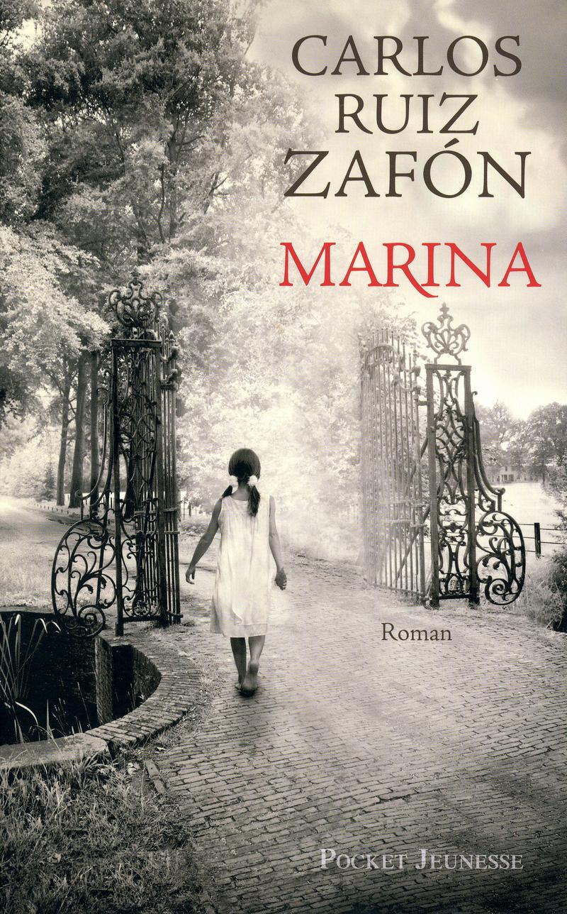 Marina - Ruiz Carlos ZAFON 9782266213028