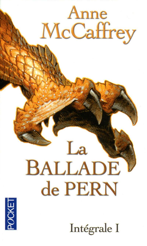 Mc CAFFREY Anne - Intégrale 1 : L'Aube des Dragons, Les Dauphins de Pern, L'oeil du dragon 9782266204415