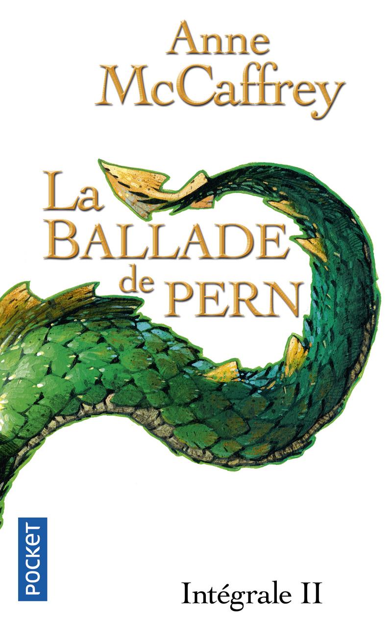 Mc CAFFREY Anne - Intégrale 2 : La Dame aux dragons, Histoire de Nerilka, Les Renégats de Pern 9782266207805