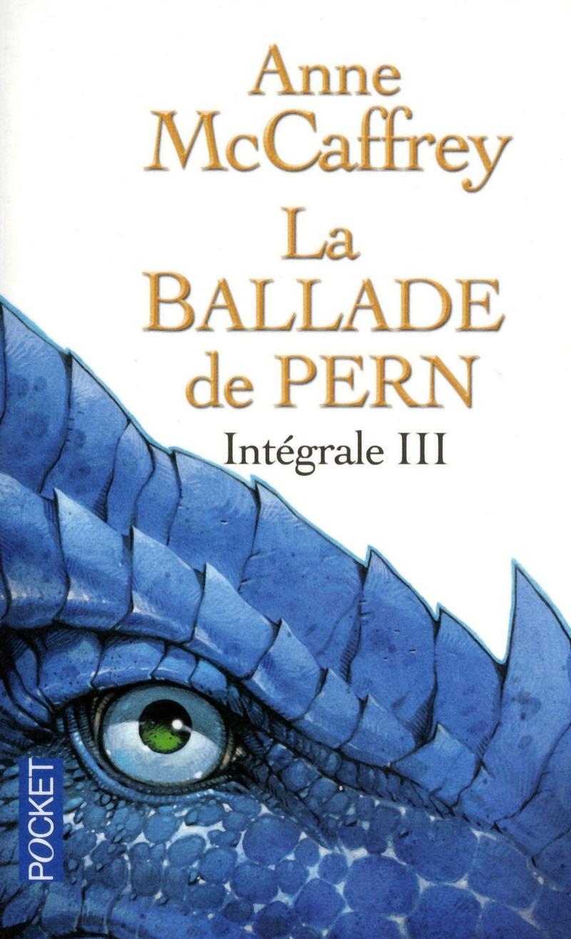 Mc CAFFREY Anne - Intégrale 3 : Le maître harpiste de Pern, Le vol du dragon, La quête du dragon 9782266217118