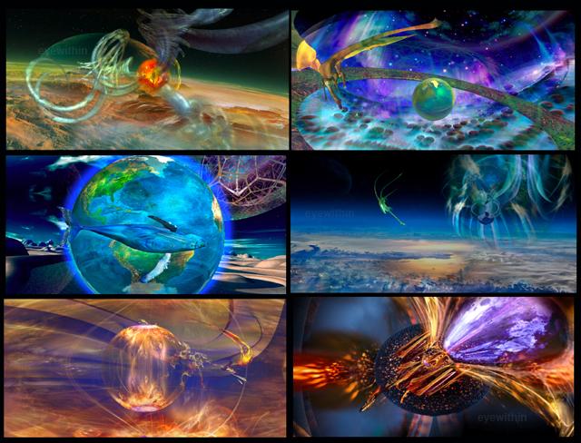 Energía del dragón. 26to31a