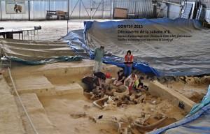 Une nouvelle cabane en os de mammouths découverte à Gontsy (Ukraine) Gontsy_cabane_six-red-300x192