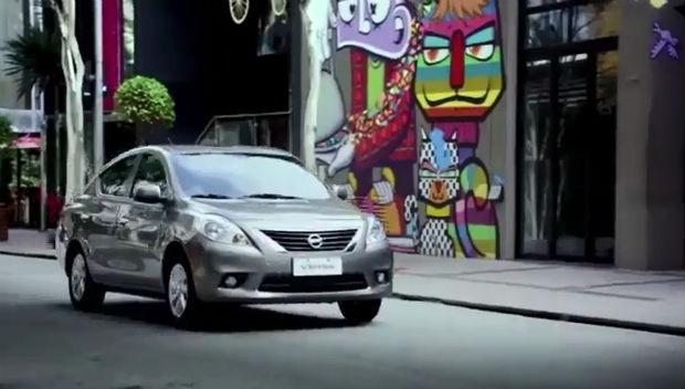 Artistas podem ser indenizados por anúncio de carro que exibe grafite 17317244