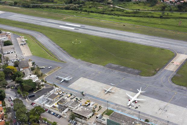 [Brasil] Aeroporto da Pampulha: esquenta a briga entre prefeitura e comunidade 16352146