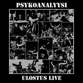 PSYKOANALYYSI - Ulostus Live A0245854710_2