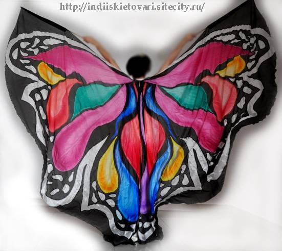 Крылья  для танца живота. 69b3f6220c37037379129b4e41f006377147ab219764582