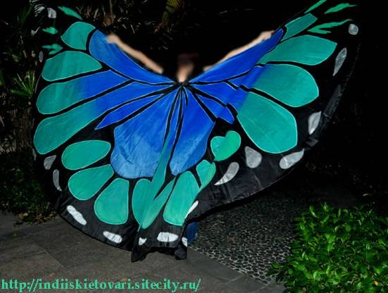 Крылья  для танца живота. Afe14dea9bac19703310dd185557bcbe7147ab219762802