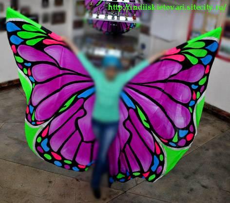 Крылья  для танца живота. 0ef80c09a0d5e4c7fd236f03f3cbd5c405645f252850847
