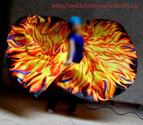 Крылья  для танца живота. 390cd04bfd57416b21b04326be0641b705645f252851074