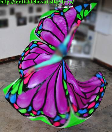 Крылья  для танца живота. 3d5e447baf012815c76f1fbbeaf98cde05645f252850911
