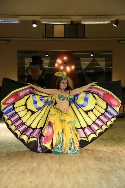 Крылья  для танца живота. 53f9928f36f25d8ad28f63ffed5f8be505645f242913414
