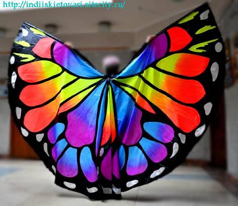 Крылья  для танца живота. 6ec6bf804d9c14299846a8b6156e9063056452262989378