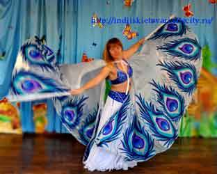 Крылья  для танца живота. 6ffa13c3d3e1dcad7e5e750e7dbe2159056447248697987