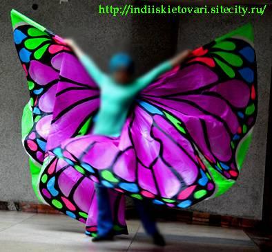 Крылья  для танца живота. 7db5af05b0a259fcfac5c36196263b6d05645f252850935