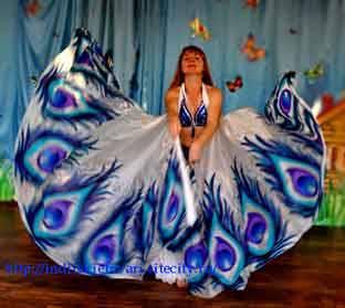 Крылья  для танца живота. 7eeb538dd4e085f5b259e6af152a9019056447248697950