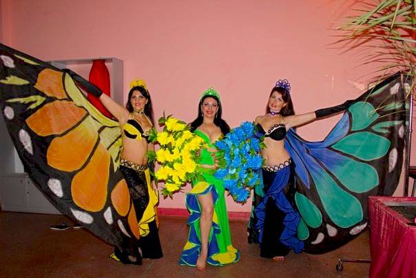 Крылья  для танца живота. 901f60e1f211ef2cff3188737a3b850e05645f242913517
