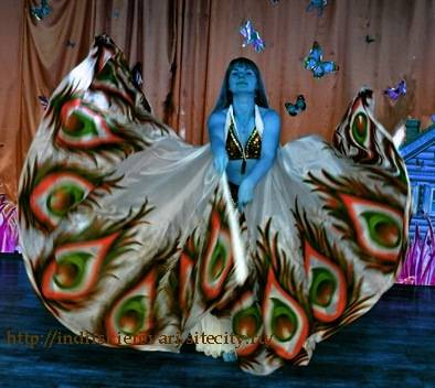 Крылья  для танца живота. 935684c6da0a8f1bb77fc981ac8d0497056455257025046