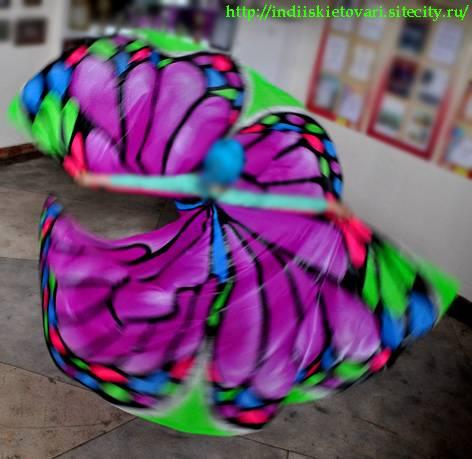 Крылья  для танца живота. 9c8a2d0eadbef034a9ec4f7e42a080ad05645f252850873