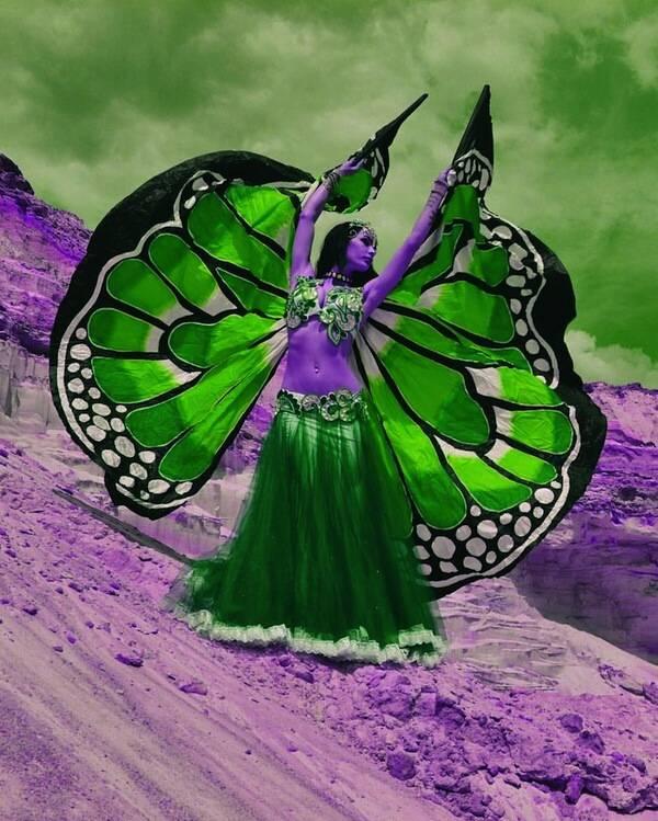 Крылья  для танца живота. 9f47d60fcb437da851ce7560f823c56e056455257025715