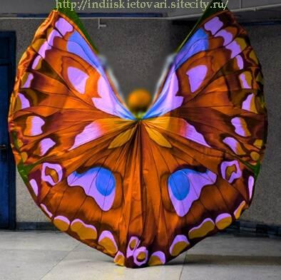 Крылья  для танца живота. B7f990067cdf46ba6b6fa1477c8d1e2f056455257024695