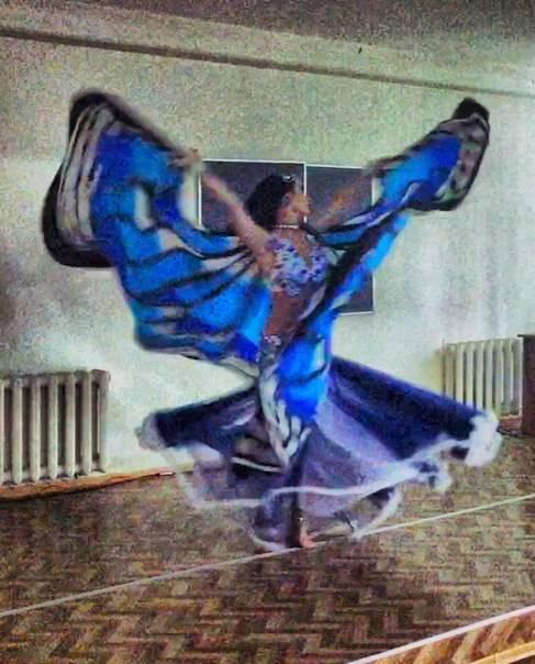 Крылья  для танца живота. D031e175bec9af3ecb76cad9d466bbd005645f242913366