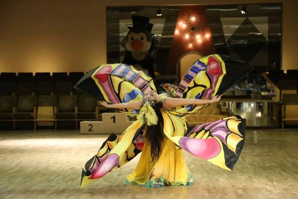 Крылья  для танца живота. D83e13bd7c8add2eebbbef3df704f17405645f242913391