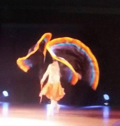 Крылья флаги для танца живота! Нокинка в белледи!! Db8050b6085db5f19e34fa208287f6cf056441244212280