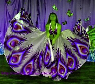 Крылья  для танца живота. E479e81d870c8f3337c7e7d2eb36fb9a056455257025099