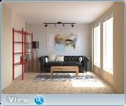 Cinema 4D +Corona render Bb54e26d6c874e582261305b7033b2805d55b0266679352