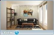 VRay Area Lights порталы и HDR C03bdfb757a73329644448feda2bf5be5d55b2265353816