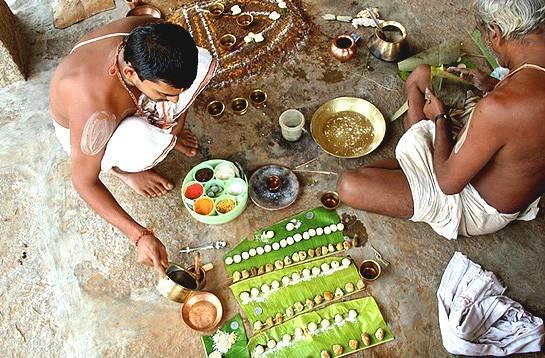 Шраддха - Ведическая Церемония для душ предков  332858ea2a4e1482d54c62dae3112d365f19b8320448625