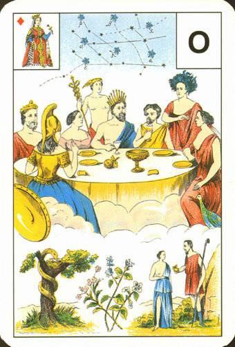 Астро-Мифологическая колода Ленорман 0b91422b2e1153a839ae88e38153ebc8bc723090997918