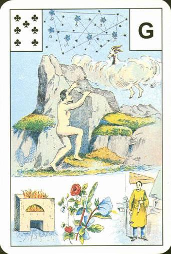 Астро-Мифологическая колода Ленорман - Страница 2 1c5c614644e354b70ddaea61d977efc36da53a91048851