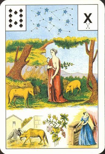 Астро-Мифологическая колода Ленорман 49f5310a9c00acfa63d7fe0fab1496116da53a91035060