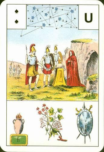 Астро-Мифологическая колода Ленорман 7f7dfeb69f8f72eebee1c346b420ba39bc723090999331