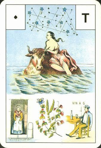 Астро-Мифологическая колода Ленорман - Страница 2 F93539a6297313c9ebde648e86e5dace6da53a91045478